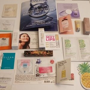 Beauty Product Bundle (Skincare, Makeup & Hair)